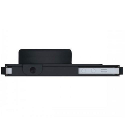 ILUV Camera case premium leather [ICA7J344BLK] - Black - Casing Handphone / Case